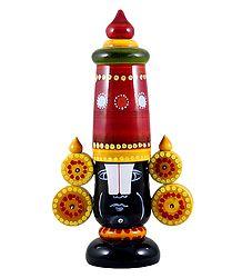 Balaji - Chennapatna Doll