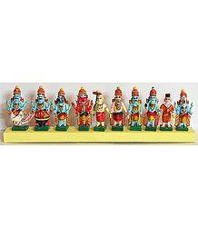 Dashavatara - Kondapalli Doll