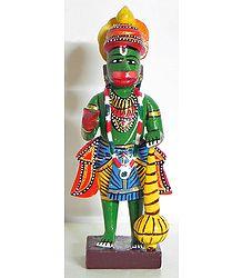 Hanuman - Kondapalli Doll