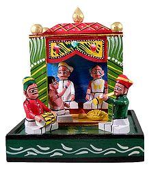Marriage Mandapam - Kondapalli Doll