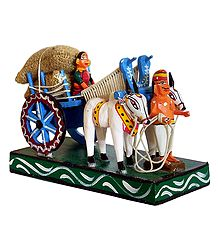 Wooden Kondapalli Doll