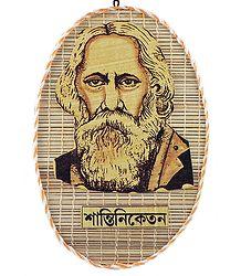 Rabindranath Tagore - Wall Hanging
