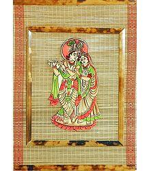 Radha Krishna - Wall Hanging