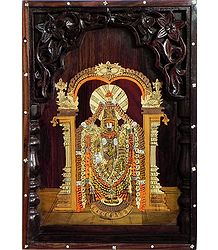 Wood Inlaid Balaji - Online Shop