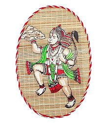 Hanuman - Wall Hanging