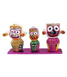 Buy Jagannath, Balaram & Subhadra