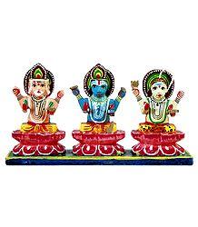 Trimurti - Brahma, Vishnu, Maheshwar