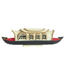 Houseboat from Kerala