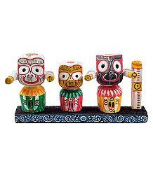 Buy Online Jagannath, Balaram & Subhadra