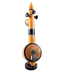 Veena - Indian String Instrument