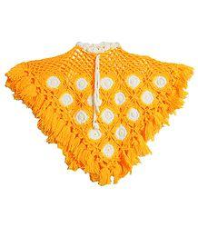 Shop Online Crochet Woolen Poncho