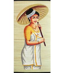 Buy Malayalee Lady Painting