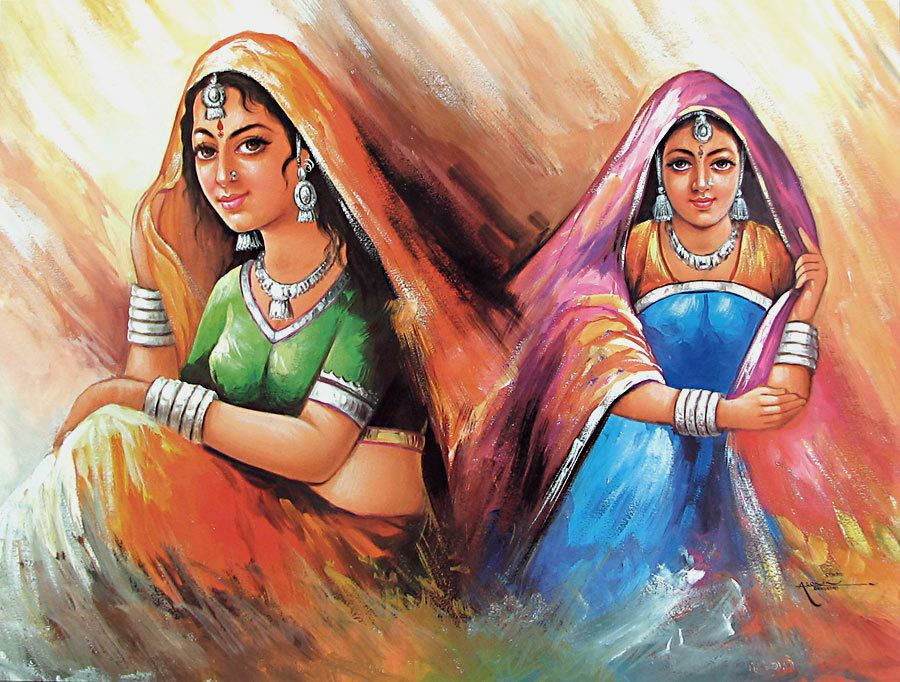 Hindu woman thesis works